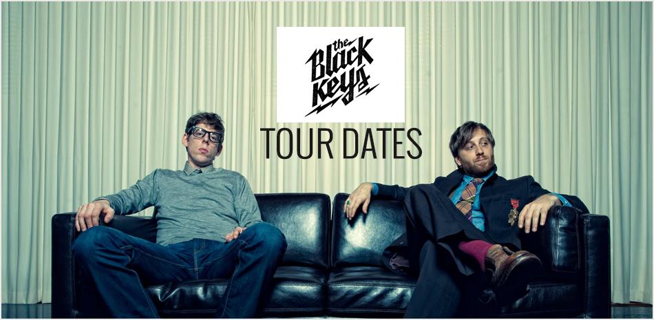 The Black Keys Tour Dates